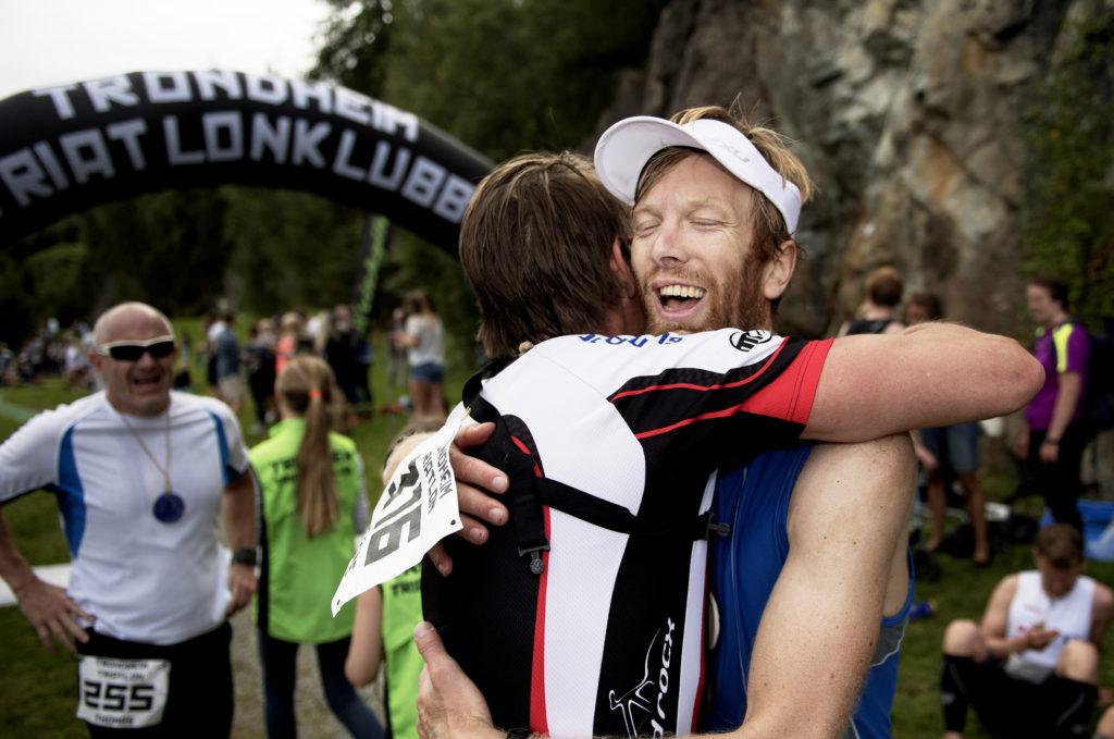 Trondheim Triatlon 21.8.2016 FOTO: OLE MARTIN WOLD